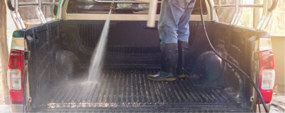 How to Clean Your Truck Bed Coating